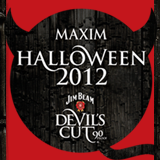Maxim Mag. Devil's Cut!